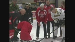 CTV Barrie: base borden hockey