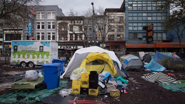 Downtown Eastside of Vancouver