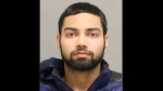 Gursharan Singh, 23, is seen in this photo released by Toronto police.