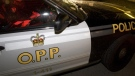 OPP shut down the eastbound 401 through a stretch of Chatham-Kent early Sunday, Feb. 19 after two transport trucks collided.