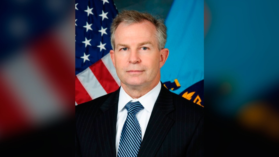 Craig Deare, whom Trump appointed a month ago to head the National Security Council's Western Hemisphere division, was escorted out of the Executive Office Building Friday. (College of International Security Affairs)