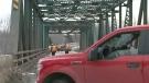 CTV Atlantic: Accident shuts down N.B. bridge