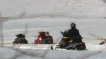 Spike in snowmobile-related crashes