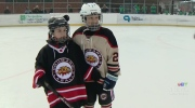 CTV Montreal: Syrian kids hit the ice for the firs