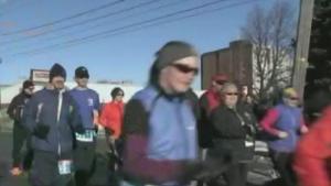 CTV Northern Ontario: Hypothermic Half Marathon
