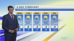 Forecast: Good positive weather for Family Day