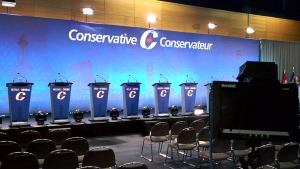 conservative party of canada leadership