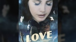 "Lana Del Rey tweeted a photo of a poster associated with her new single ""Love."" (Lana Del Rey/Twitter)"