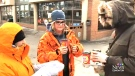 CTV Edmonton: Trisha Yearwood drinks Timmys