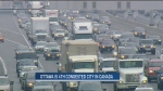 CTV Ottawa: Congested roads in Ottawa