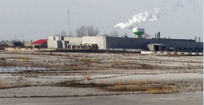 The Navistar plant in Chatham-Kent officially closed in 2011.