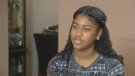 Kardeisha Provo, 17, has taken to social media to show the public what her community has to offer.
