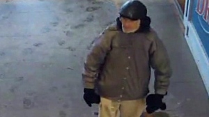 Police suspect this man shot two people in Montreal in February