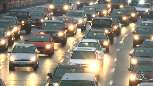 Ottawa ranks fourth in Canada for most-congested c