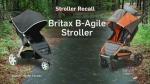 CTV Toronto: Company recalls stroller