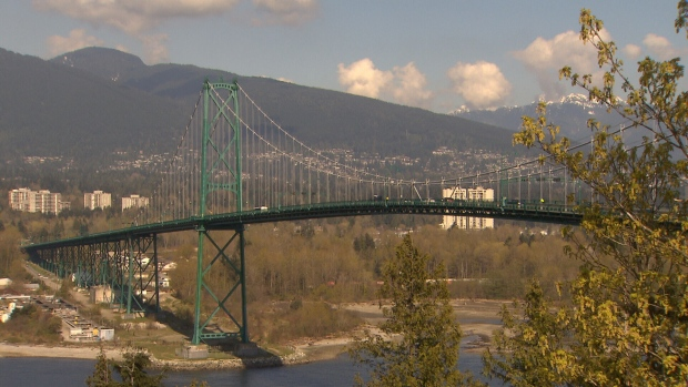 Plans are in the works for Vancouver to be the first North American city to have a bridge to climb by making the Lions Gate Bridge a tourist site. (CTV News).