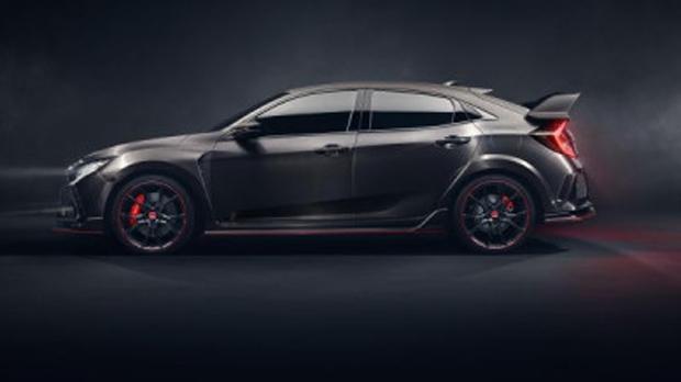 Honda Civic Type R to make world debut at Geneva Motor Show