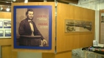 Louis Riel history lesson aboard guided bus tour