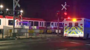 Calgary police investigating after a pedestrian is struck and killed by a C-Train at 36 St & Whitehorn Dr NE