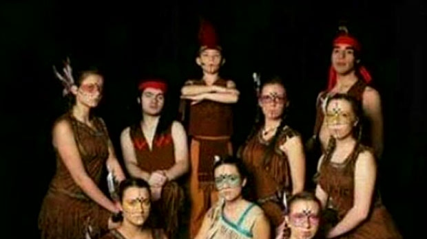 The Carriage House Theatre in Cardston is apologizing over culturally insensitive characters and images in their production of Peter Pan.