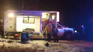 Kamloops Search and Rescue says all seven people who went missing Monday at a ski resort near Kamloops, B.C., have now been found.