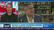 CTV News Channel: Clooney on being a father