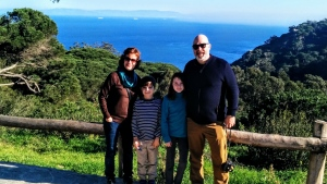 Angela Mulholland is wrapping up her family trip to Europe after five straight months abroad.
