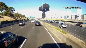 Plane crash Australia