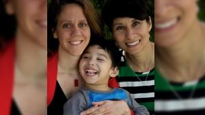 Friends become co-parents through adoption