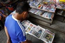 Newspapers in Kuala Lumpur