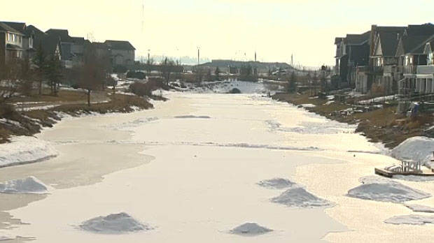 Investigators say that there will be no criminal charges in connection with the death of a young boy on an icy canal in Airdrie on Monday.