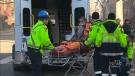 Toronto man saves woman from burning apartment