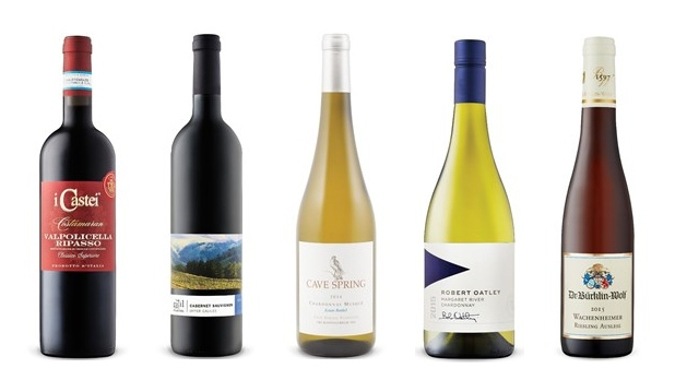 Natalie MacLean's Wines of the Week for Feb. 21