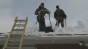 Cleaning roofs