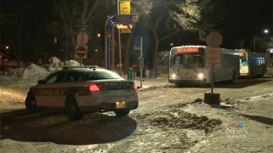City of Winnipeg and union officials met Tuesday to discuss enhanced security measures for bus drivers.
