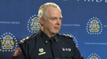 Calgary's police chief reacts to show of force