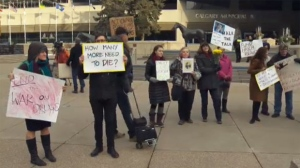 Rally calls attention to overdose crisis