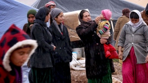News Minute: $28 million for 1,200 Yazidi refugees