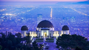 "L.A.'s ""La La Land"" locations include The Griffith Observatory in Griffith Park. © RNMitra / Istock.com"