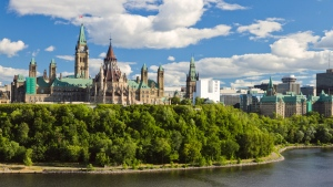 Parliament Hill in Ottawa is seen in this undated photo. © MartinM303 / Istock.com