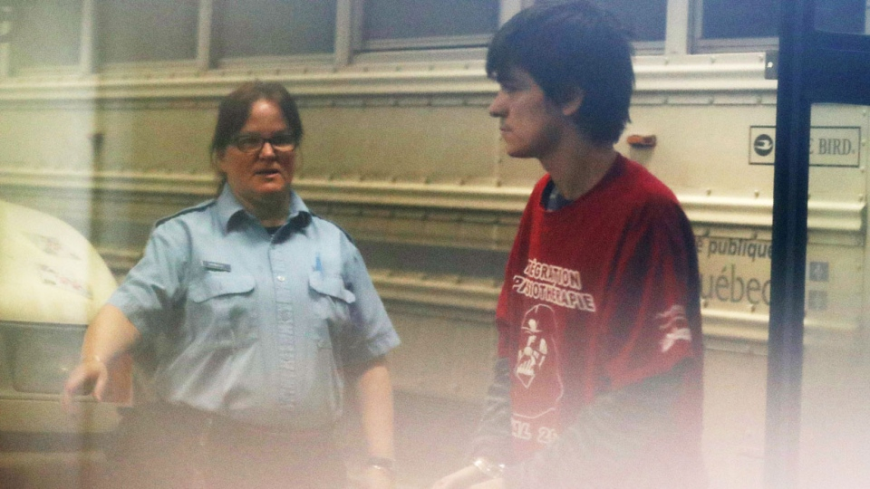 Alexandre Bissonnette was sentenced for killing six people