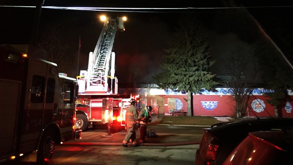 Saskatoon Bonanza fire