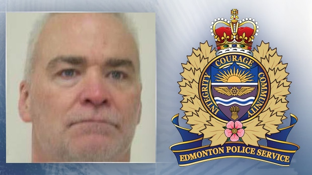 Timothy Preddy - Convicted offender released in Edmonton area