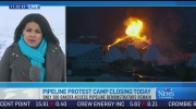 CTV News Channel: Protest camp closing today