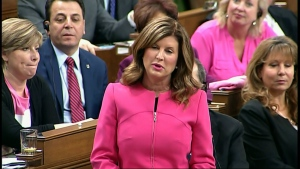Question period Rona Ambrose