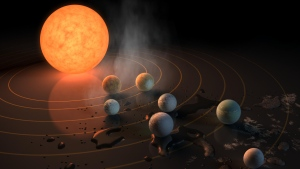 NASA finds Earth-like planets