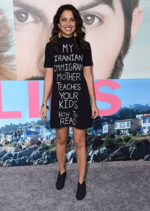 <B>Celebrity:</B> Kathreen Khavari <br><br> 