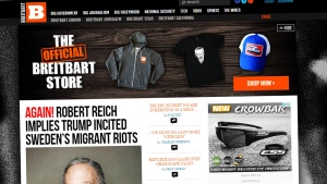 CTV News Channel: Breitbart ad boycott