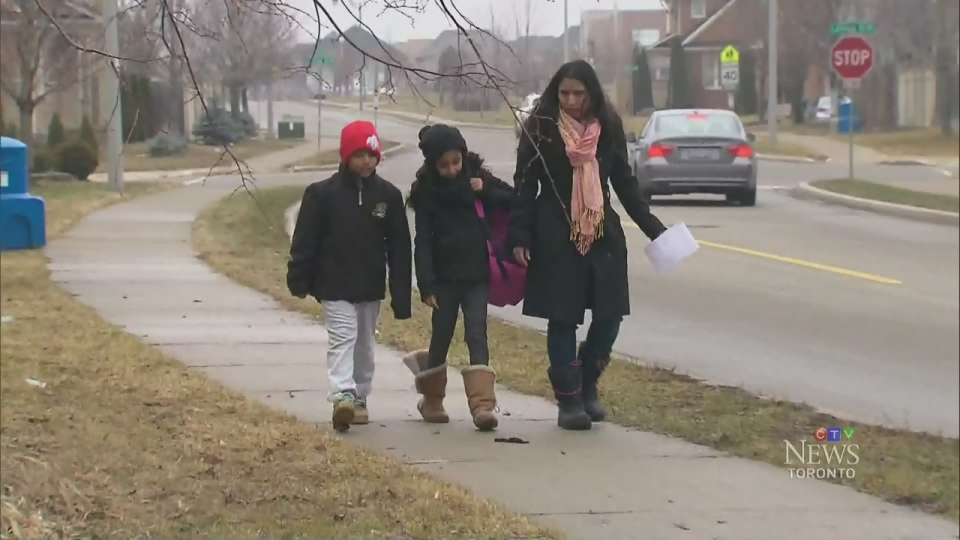 A Toronto-area school board is investigating after dozens of children were dropped off at home more than an hour late, following unscheduled stops by their bus driver to quiet raucous behaviour.