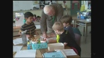 Barrie senior is helping students read